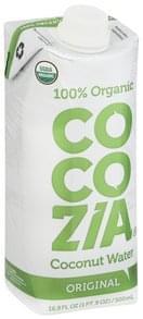 Cocozia Coconut Water 100% Organic, Original