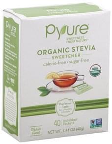 Pyure Sweetener Organic Stevia