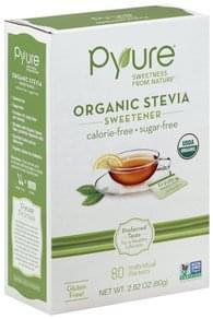 Pyure Sweetener Organic, Stevia