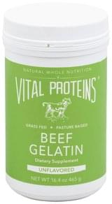 Vital Proteins Beef Gelatin Unflavored