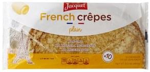 Jacquet Crepes French, Plain