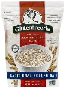 Glutenfreeda Oats Traditional Rolled
