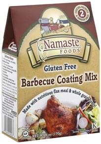 Namaste Foods Coating Mix Barbecue
