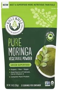 Kuli Kuli Vegetable Powder Pure Moringa