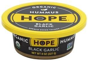 Hope Foods Hummus Organic, Black Garlic