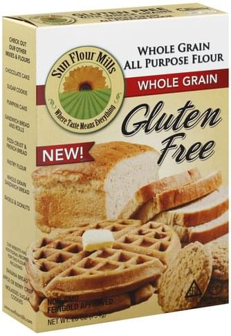 Sun Flour Mills Whole Grain, Gluten Free All Purpose Flour