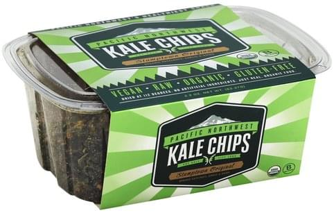 Pacific Northwest Kale Chips Stumptown Original Kale Chips - 2.2 oz