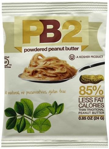 Pb2 Powdered Peanut Butter - 0.85 oz