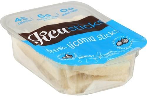 Jica Sticks Fresh Jicama Sticks - 8 oz