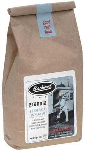 Birchwood Breakfast in Heaven Granola - 16 oz