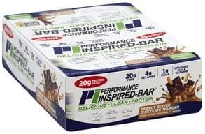 Performance Inspired Inspired-Bar Peanut Butter Chocolate Thunder