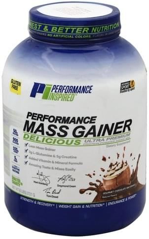 Performance Inspired Protein, Gourmet Chocolate Milkshake Powder Drink Mix - 6 lb
