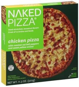 Naked Pizza Pizza Chicken