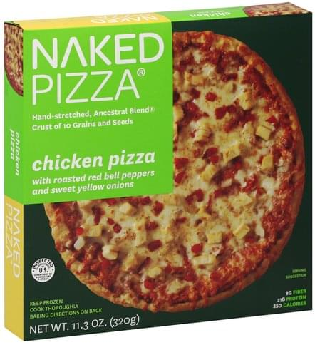 Naked Pizza Chicken Pizza - 11.3 oz