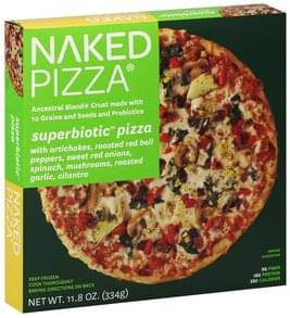Naked Pizza Pizza Superbiotic