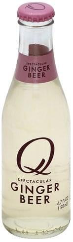 Q Spectacular Ginger Beer - 6.7 oz