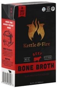 Kettle & Fire Bone Broth Beef