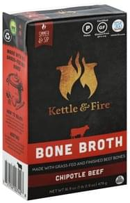 Kettle & Fire Bone Broth Chipotle Beef
