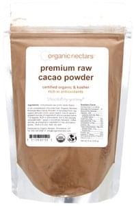 Organic Nectars Premium Raw Cacao Powder