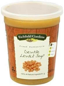 Richfield Gardens Soup Gentle Lentil