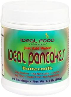 Ideal Food Solutions Ideal Pancakes Buttermilk