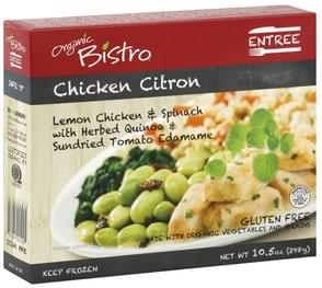 Organic Bistro Chicken Citron
