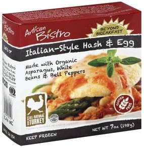 Artisan Bistro Italian-Style Hash & Egg