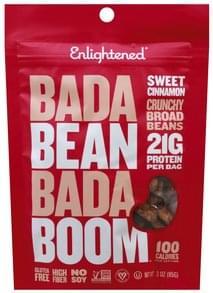 Enlightened Broad Beans Sweet Cinnamon, Crunchy