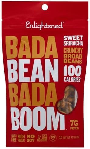 Enlightened Sweet Sriracha, Crunchy Broad Beans - 4.5 oz
