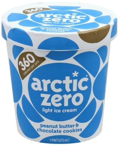 Arctic Zero Light, Peanut Butter