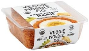 Veggie Noodle Hash Sweet Potato