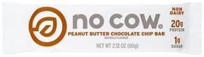 No Cow Chocolate Chip Bar Peanut Butter