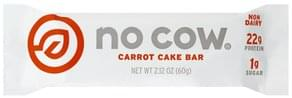 No Cow Bar Carrot Cake