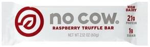 No Cow Bar Truffle Raspberry