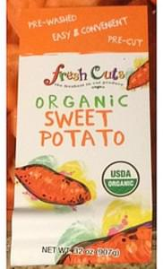 Fresh Cuts Organic Sweet Potato