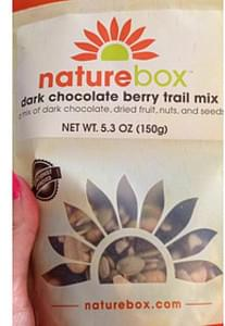 Nature Box Trail Mix Dark Chocolate Berry