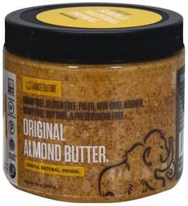 Base Culture Almond Butter Original