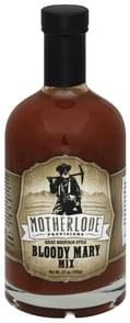 Motherlode Provisions Bloody Mary Mix Rocky Mountain Style