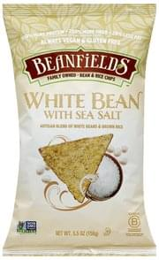 Beanfields Bean & Rice Chips White Bean with Sea Salt