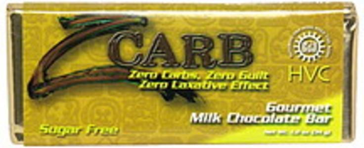 HVC Gourmet Milk Chocolate Bar