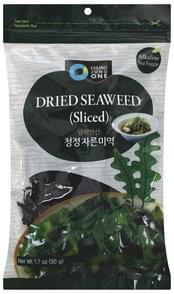 Chung Jung One Dried Seaweed Sliced