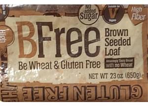BFree Brown Seeded Loaf