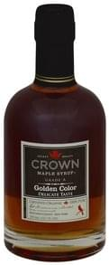 Crown Maple Maple Syrup Golden Color