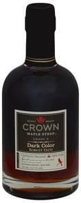 Crown Maple Maple Syrup Dark Color