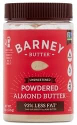 Barney Butter Powdered Almond Butter Unsweetened, Powdered