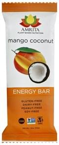 Amrita Energy Bar Mango Coconut