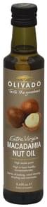 Olivado Macadamia Nut Oil Extra Virgin