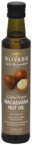 Olivado Extra Virgin Macadamia Nut Oil - 8.45 oz