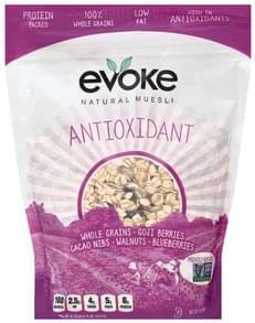 Evoke Muesli Natural, Antioxidant