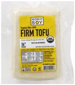 Hodo Soy Tofu Organic Non-GMO, Firm